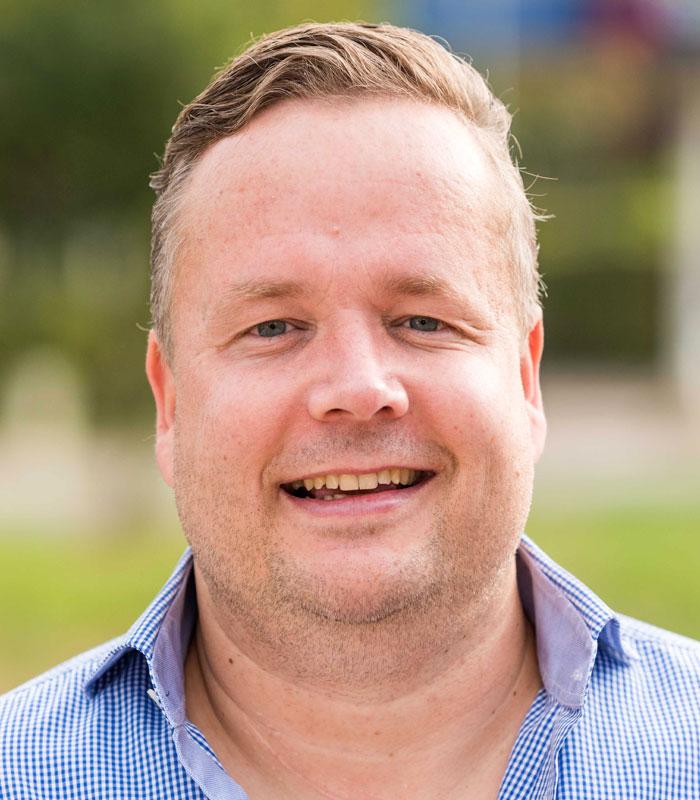 Sander de Vries