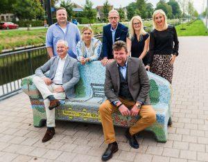 Het team van De Vries Makelaardij